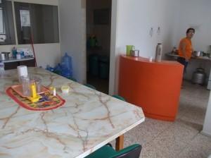 Cozinha e Refeitório
