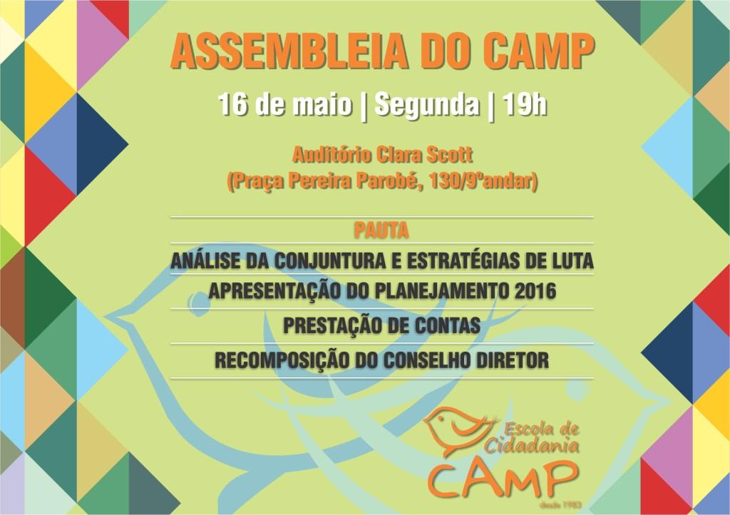 assembleia camp