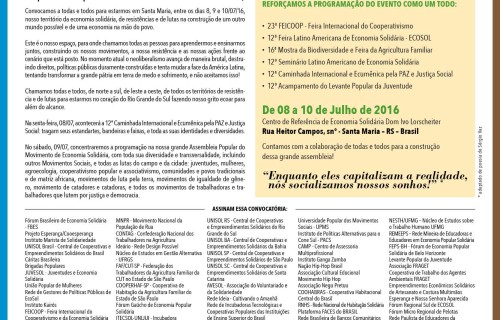 convocatoria assembleia popular ecosol